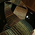 Une noro striped scarf de jared flood