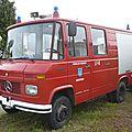MERCEDES 508D Freiwillige Feuerwehr équipé par Rosenbauer 1980 Hambach (1)