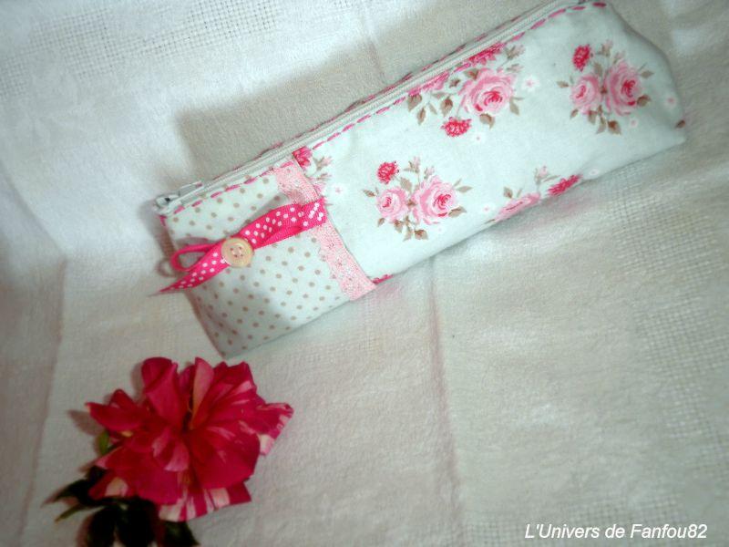 pochettes roses