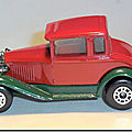 009 MB73 Ford Model A Voiture 3