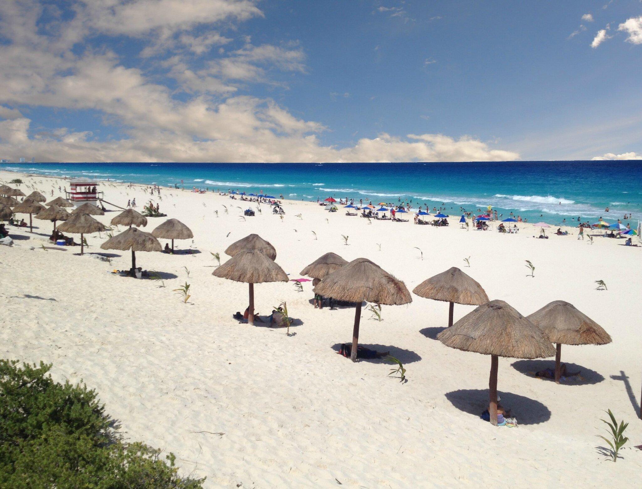 Mexique : Cancun