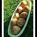 Faluches (petits pains)