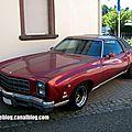 Chevrolet monte carlo de 1977