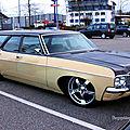 Chevrolet townsman station wagon (Rencard Burger king avril 2010) 01
