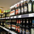 Les tchèques aiment la bière... et ça se voit !