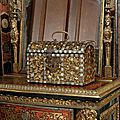 A Lacquer Casket Commissioned by the Portuguese, Momoyama period, <b>late</b> <b>16th</b> <b>century</b>