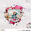 à l'honneur : Lisa Amiet !