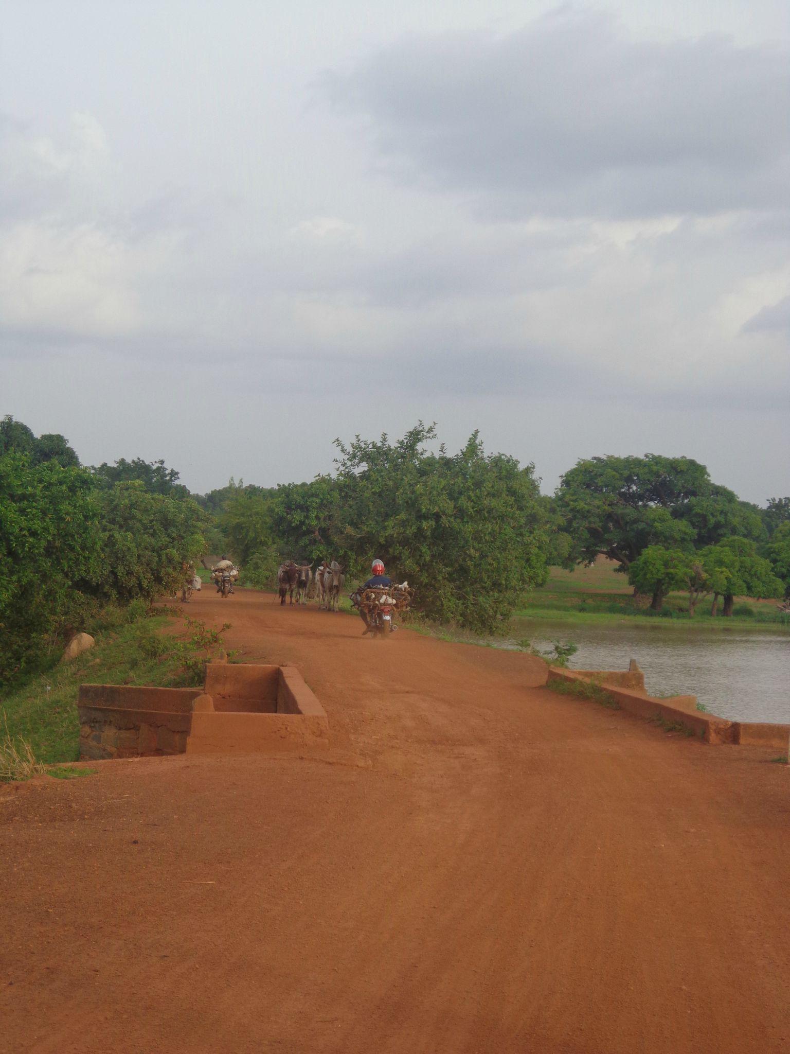 lac près de Salambaoré