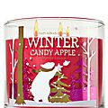 Winter candy apple, bath and body works!