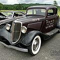 <b>Ford</b> Standard 5window coupe-1934
