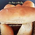 Les pains à hot-dog