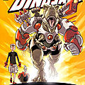 Image Comics : Super <b>Dinosaur</b> by Kirkman & Howard