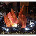 feu de camps décoration nouvel an 2014 *2015