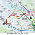 Grenoble : contrat voté pour le <b>téléphérique</b> Métrocâble à 65 millions d'euros sur 3,7 km avec 5.000 voyageurs/jour