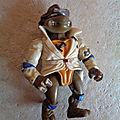 Cu1304 : Figurine <b>Tortue</b> <b>Ninja</b>