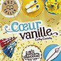 Les filles au chocolat 5.coeur vanille [bd et roman]