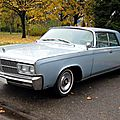 Imperial crown hardtop sedan de 1965 (Retrorencard novembre 2010) 01