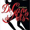 De cape et de mots, de Flore Vesco, chez Didier Jeunesse **