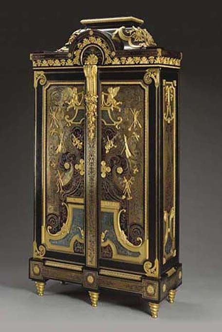 Andr 233 Charles Boulle Regard D Antiquaire