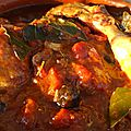 Poulet chasseur italien (pollo alla cacciatora)