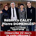 Domengès/Caley Tarbes canton 2 L'ésprit citoyen