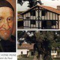 Le Berceau de Saint Vincent de Paum