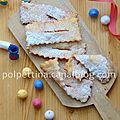 Chiacchiere: beignets de carnaval italiens