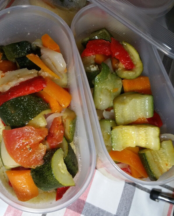 Couscous légumes nature à congeler 2