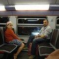 Inconnus dans le métro