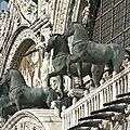 Les chevaux de <b>Saint</b>-<b>Marc</b>