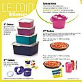 Le blog de Juliette de Tupperware