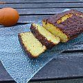 Cake à l'orange de <b>Sophie</b> <b>Dudemaine</b>