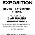 Expo boutis-patchwork