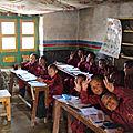 Ecoles au Mustang