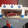 Lego, le set 307, la concession Volkswagen ou showroom... Un autre coffret toujours des années <b>50</b> !