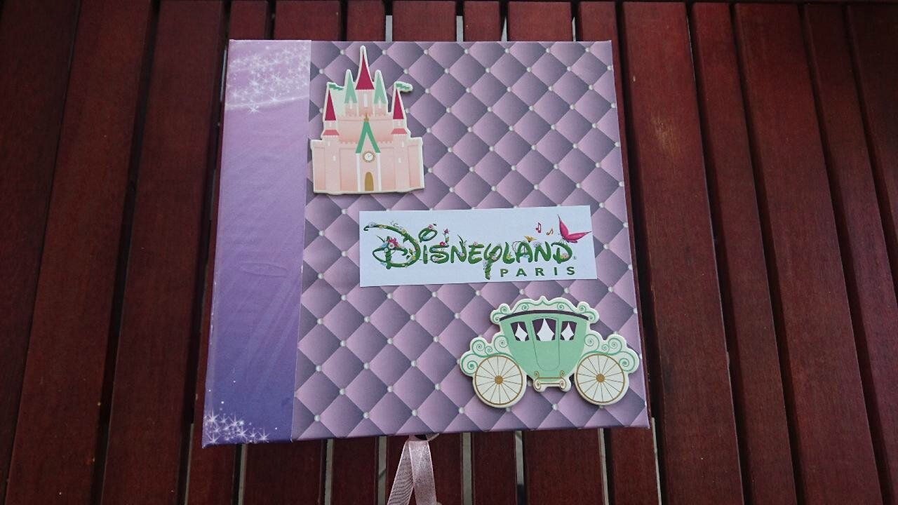 Mini Album Disney