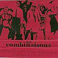 Les combinaisons - k7 démos 1985-1992 (reims)
