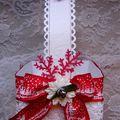 panier rouge blanc 4
