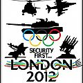 Londres. security first