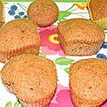 Muffins au nesquik