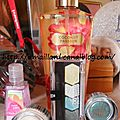 HAUL BEAUTE USA:VICTORIA SECRETS,BATH & BODY WORKS,<b>GEMEY</b> <b>MAYBELLINE</b>