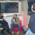 M. Kruse interviewe par Mystral et J Clane de Warmfm