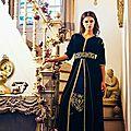 <b>Caftan</b> <b>haute</b> <b>couture</b> attrayant 2014