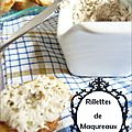 Rillettes de maquereaux <b>weight</b> <b>watchers</b>