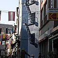 Tintin à Bruxelles Belgique