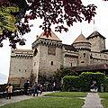 Festival du livre romantique 2016 - Château de <b>Chillon</b>, Montreux