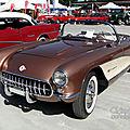 <b>Chevrolet</b> Corvette C1 roadster-1957
