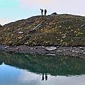 Boucle des lacs Blanc-Bleu –St François-<b>Longchamp</b> 73130 Maurienne