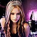 [Coup de coeur] Avril Lavigne - What The Hell (<b>AOL</b> Session)