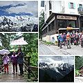 Une semaine à <b>Chamonix</b> : 1ère partie du 03 au 05/07/2021